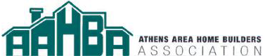 Athens Area Home Builders Association LOGO
